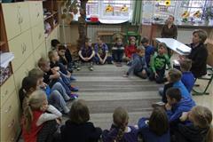 Gościły u nas panie z Biblioteki Pedagogicznej w Siedlcach