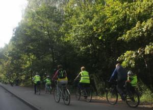 Rajd rowerowy do Stoku Wiśniewskiego