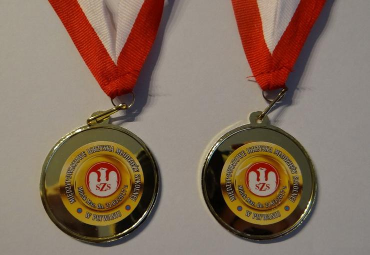 Podwójne złoto dla SP4 na Międzypowiatowych Igrzyskach Młodzieży Szkolnej w Pływaniu