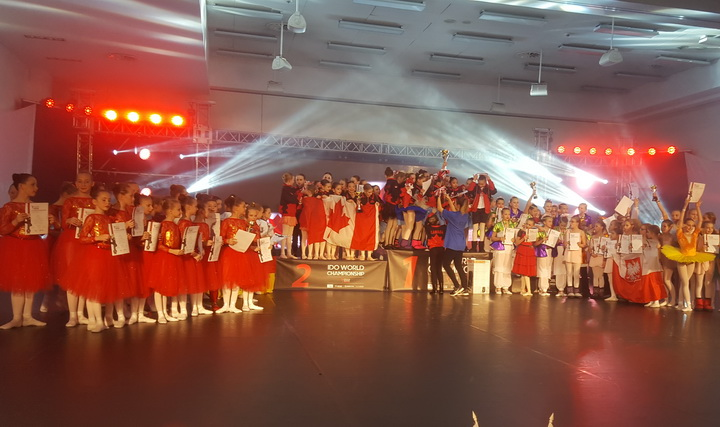 Mistrzostwa Świata IDO w tańcu jazz, balet i modern