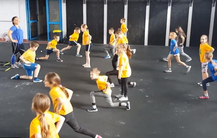 II b  w klubie CrossFit G4