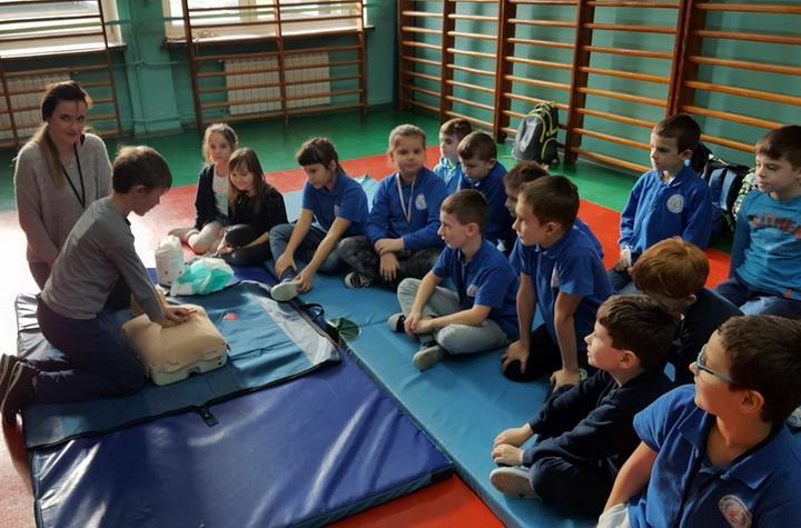 Pierwsza pomoc w naszej szkole