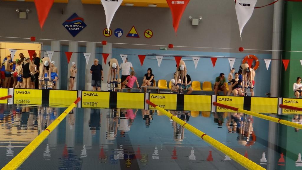 Zawody Dzieci i Młodzieży w pływaniu
