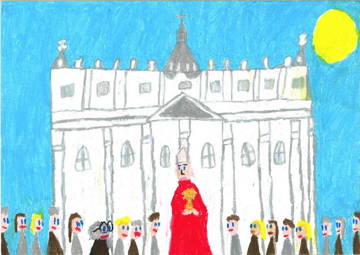 Olimpiada Franciszkańska o św. Maksymilianie